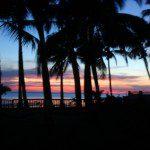 Sunset in Siquijor, Philippines - December, 2013