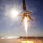 Shooting a rocket into space and bringing it back in 1 piece, amazing!