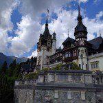Sanaia Castle Romania