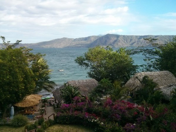 Lago Apoyo near Granada