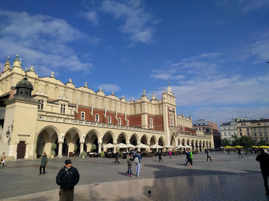 Central Market of Krakow